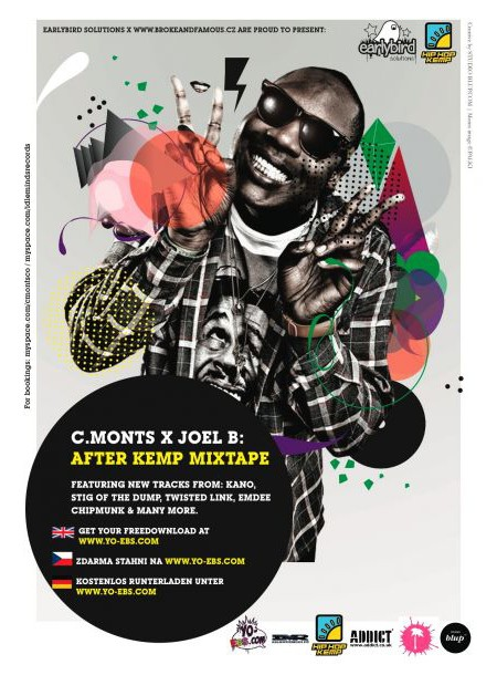 after kemp mixtape (uk hip-hop) by c.monts x joel b