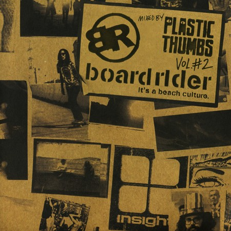 boardrider vol 2 by plastic thumbs