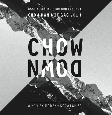 chow dwn wit gag vol 1 by marek & scratch 22