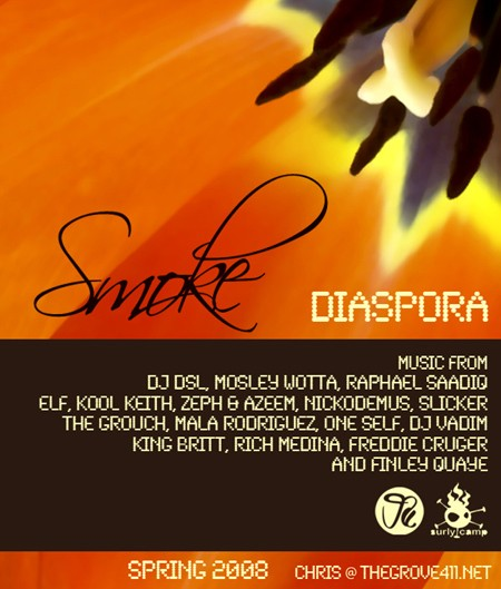 diaspora by dj smoke