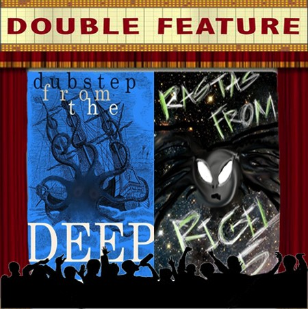 double feature by dj bricklayer