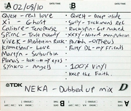 dubbed up mix by neka
