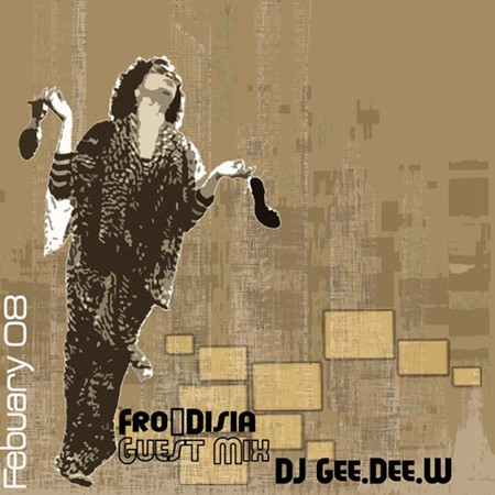 fro-disia february dance jazz mix by dj Gee.Dee.W