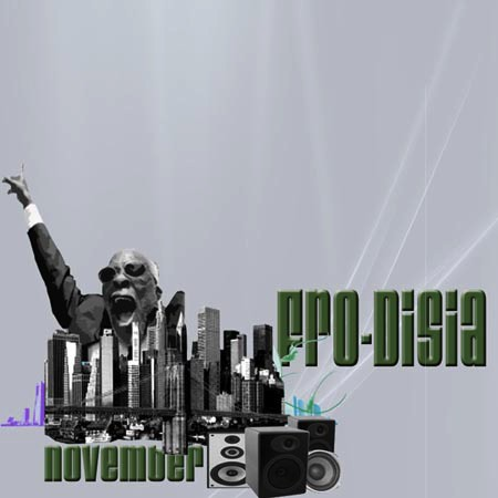 fro-disia november dance jazz mix by teecee