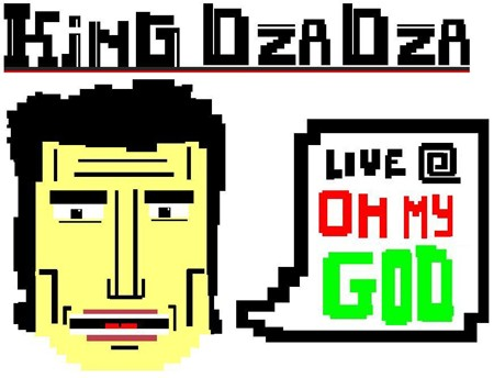 live mix at oh my god by king dza dza