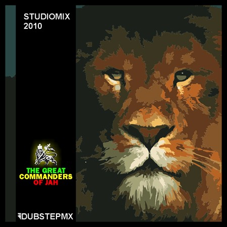 studiomix 2010 by the great commanders of jah