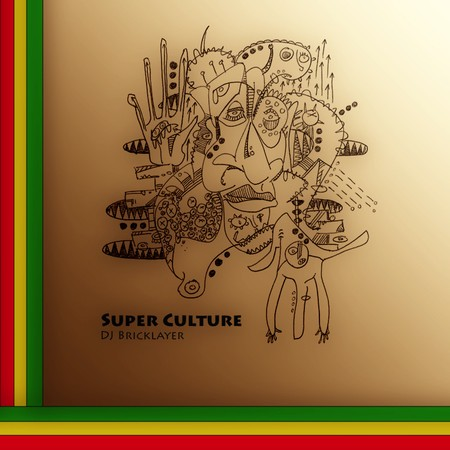super culture reggae mix by dj bricklayer