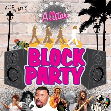 the allstar block party by alex what