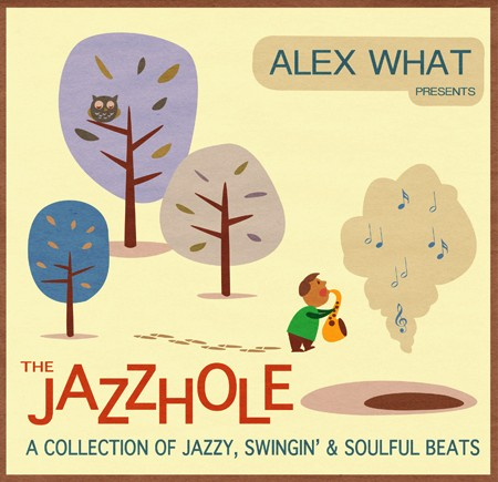 the jazzhole by alex what