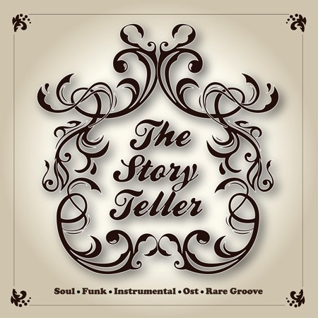 the story teller mix by steady vber